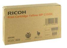 Gelbe Tonerkassetten für Ricoh