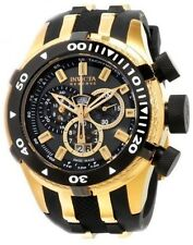 Invicta Plastic Case Wristwatches with Chronograph