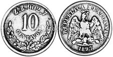 Circulated Uncertified Mexican Coins