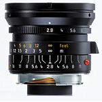 Leica Manual Focus Wide Angle Camera Lenses