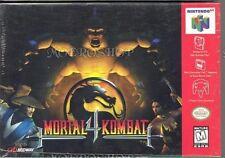 Jeux vidéo Mortal Kombat pour Nintendo 64