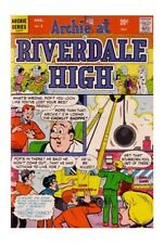 Archie Bronze Age Cartoon Character Comics Not Signed
