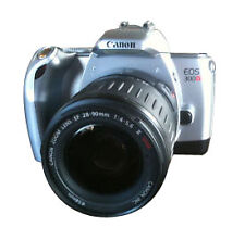 Canon Auto Focus SLR Film Cameras with Built - in Flash