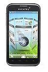 Téléphones mobiles Bluetooth noirs Alcatel