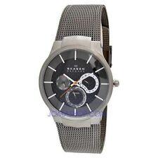 Titanium Case Wristwatches with Date Indicator