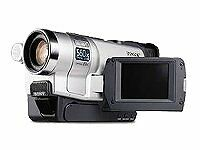 Sony Removable (Card/Disc/Tape) Camcorders with Night Vision