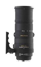 Sigma f/5 Camera Lenses