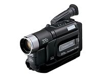 Removable Storage (Card/Disc/Tape) JVC 10-19x Camcorders