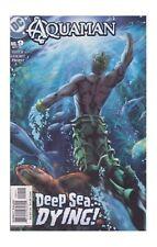 9.0 VF/NM Grade Modern Age Aquaman Comics