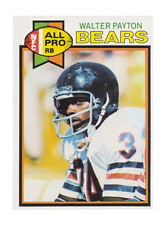 Walter Payton Rookie Football Cards For Sale Ebay