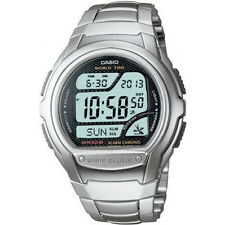 Casio Men's Stainless Steel Band Casual Wristwatches