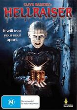 Hellraiser Horror DVDs & Blu-ray Discs