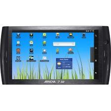 Tablettes et liseuses noirs avec écran LCD