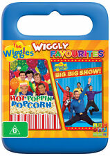 Foreign Language DVDs The Wiggles Blu-ray Discs
