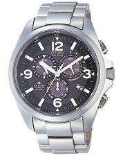 Citizen Quarz-Armbanduhren (Batterie) mit Chronograph für Erwachsene