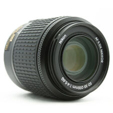 Nikon F DSLR Camera Lenses 200mm Focal