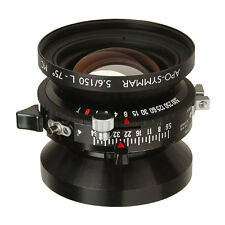 Large Format Fixed/Prime Camera Lenses