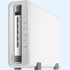 QNAP USB 1.1/1.1 External Interface Network Attached Storage