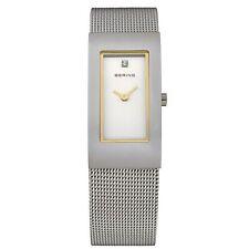 Quarz-(Batterie) Armbanduhren aus Edelstahl mit 12-Stunden-Zifferblatt und Quadrat