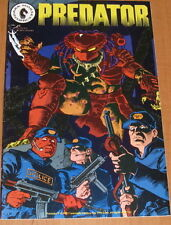 Predator Uncertified Copper Age Horror & Sci-Fi Comics