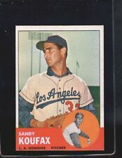 Topps Sandy Koufax Professional Sports (PSA) Baseball Cards