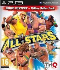 Sony PlayStation 3 Wrestling Rating 16+ Video Games