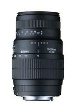 Zoom Auto Focus SLR Camera Lenses for Sigma