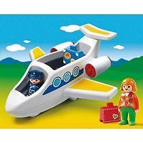 Playmobil avion