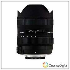 Sigma Zoom Wide Angle Camera Lenses for Sony