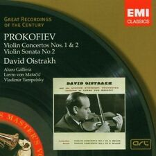 EMI Classics Concerto Music CDs