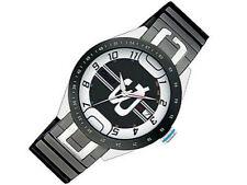 Ovale polierte Armbanduhren mit 12-Stunden-Zifferblatt für Herren