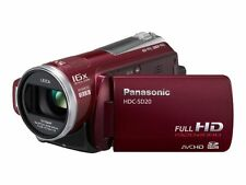 High Definition Removable (Card/Disc/Tape) SD Camcorders