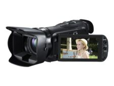Professional Camcorders with Touch-Screen
