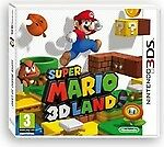 Super Mario 3D Land Video Games Nintendo 3DS PEGI 3 Rating