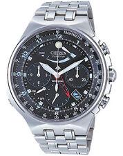 Citizen Eco-Drive Armbanduhren aus Edelstahl-Armband