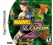 Jeux vidéo manuels inclus pour Sega Dreamcast capcom