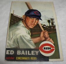 Topps Rookie Cincinnati Reds Original Baseball Cards