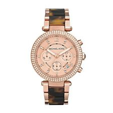 Women's Round Watches with Chronograph
