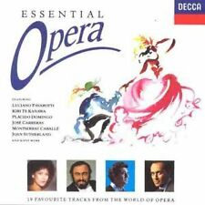 Decca Compilation Opera Music CDs