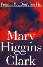 Dust Jacket Mary Higgins Clark Books