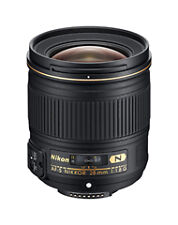 28mm Focal Wide Angle Camera Lenses for Nikon
