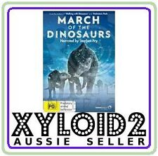 Dinosaurs Documentary PG Rated DVDs & Blu-ray Discs