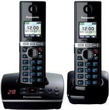 Weiße Panasonic Schnurlose Telefone