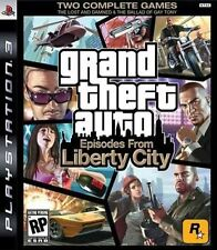 Jeux vidéo Grand Theft Auto sony PAL