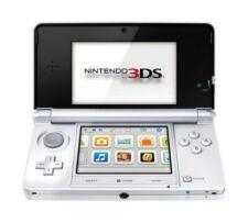 Consoles de jeux vidéo blancs pour Nintendo 3DS