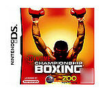 Action/Adventure Boxing Video Games