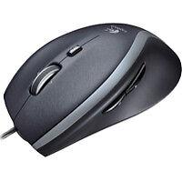 Kabelgebundene Logitech Mäuse, Trackballs & Touchpads für Computer mit Laser