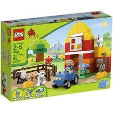 Farm Duplo LEGO Construction & Building Toys