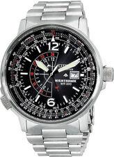 Citizen Armbanduhren mit Silber-Armband und Datumsanzeige