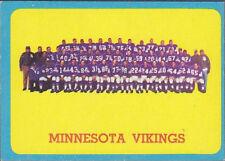 Topps Original Team Set Vintage (Pre-1970) Football Cards